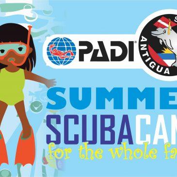 SUMMER SCUBA CAMP